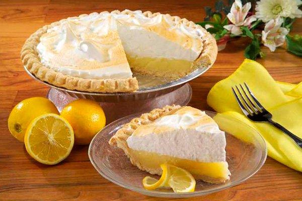 Pie de Limón Prueba Esta Exquisita Receta