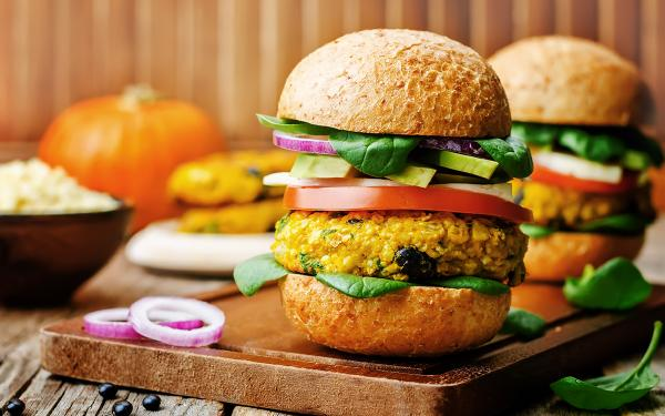 Hamburguesas Veganas 4 Recetas Muy Saludables