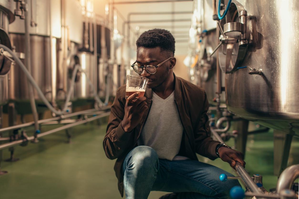 Cerveza Artesanal Preparada En 5 Pasos