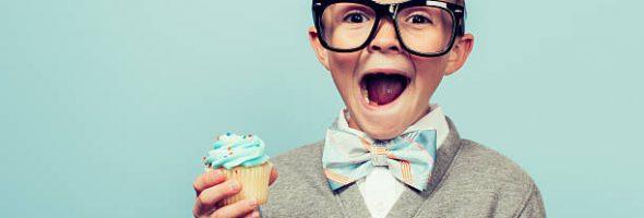 Delicioso Cupcake Para Niños Receta