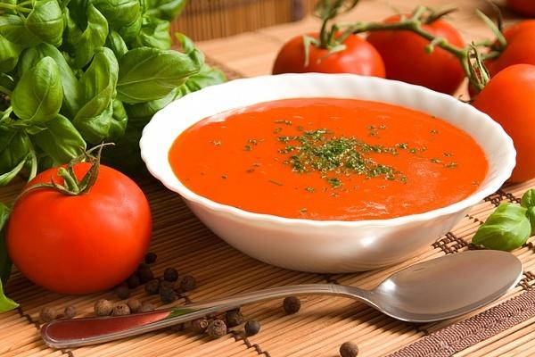 Sopa De Tomate Prepara Esta Rica Receta