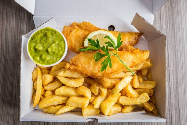 Fish and Chips, Aprende a Hacer el Plato Bandera Ingles