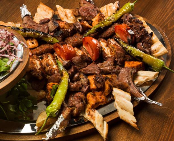 Kebab, Nutritivo, Llenador y Sabroso!!!