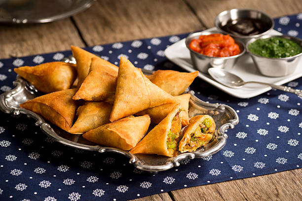 Samosa, La Empanada India Para Vegetarianos