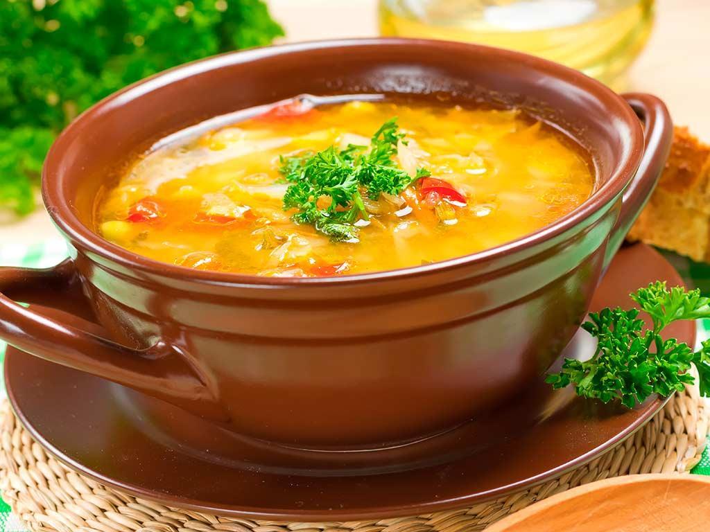 Sopa de chochoca