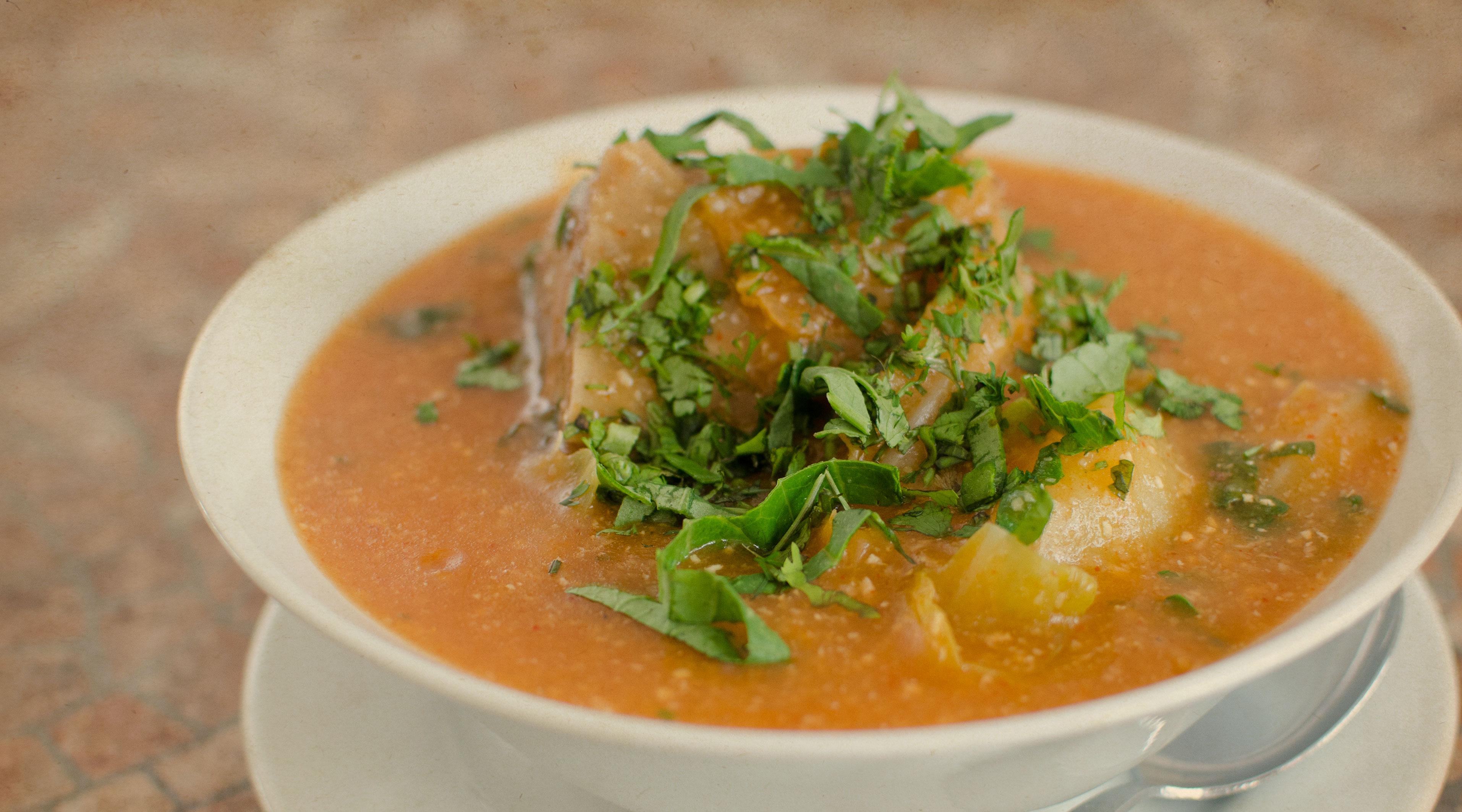 Sopa de Chochoca, La Receta Del Poder Incaico