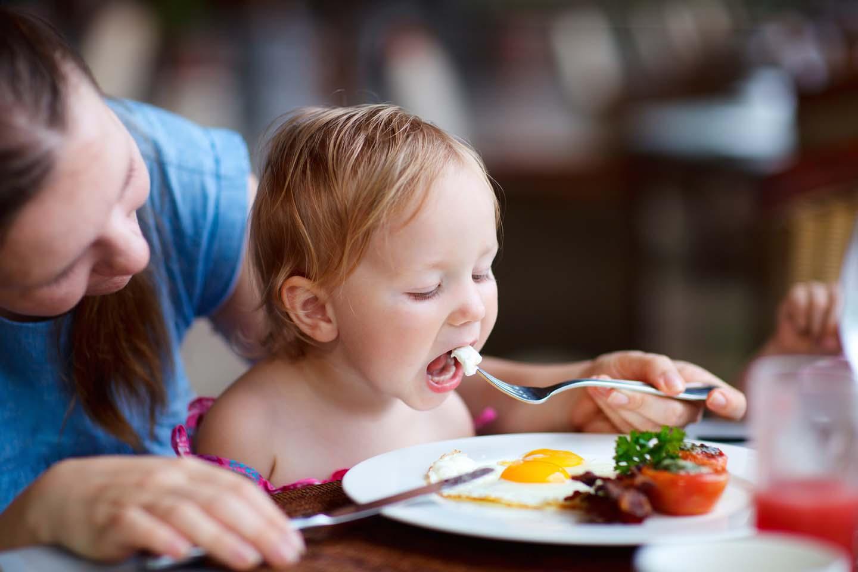 5 Desayunos Para Bebes De 1 Año, Recomendados.