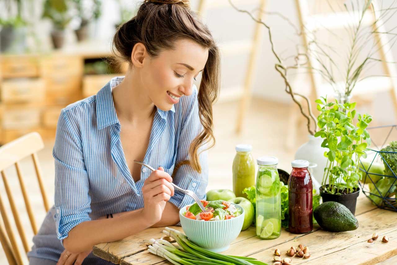 Creando un cuerpo correctamente: los 5 mandamientos de la dieta inteligente