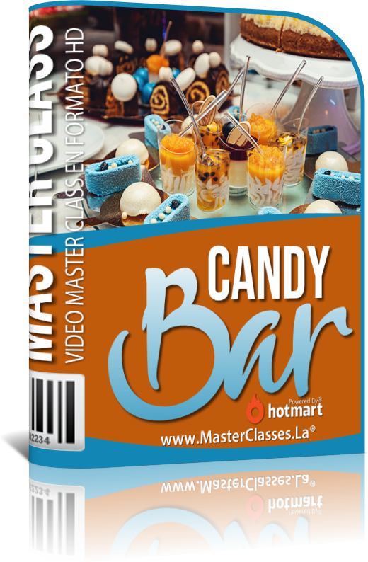 candy bar curso online