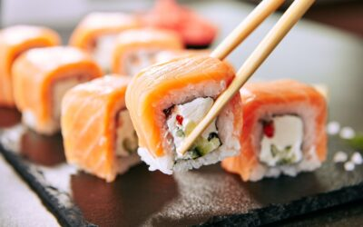 Como Preparar Sushi Japonés