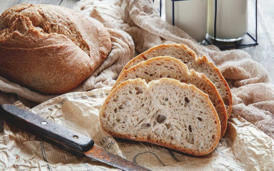 como hacer pan casero barato, facil y rapido.